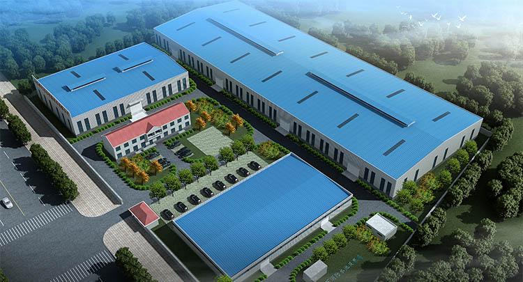 Shandong Nisen Trade Co., Ltd. Factory view1